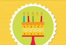 Verjaardagsposter 5 jaar