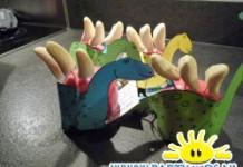 Appel Dinosaurus