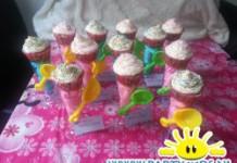 Summer Candy Cone (Snoep ijsje)