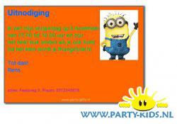 Uitnodiging Voor Ieder Feestje Zelf Uitnodigingen Maken