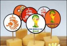WK Voetbal prikkertjes