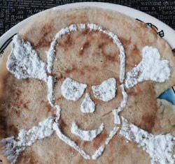 piraat pannekoek