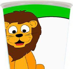 bekerwikkel leeuw
