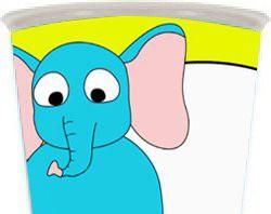 bekerwikkel olifant