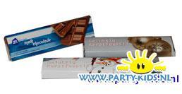 Kerst chocolade wikkels