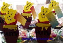 Winnie the Pooh snoepbordje