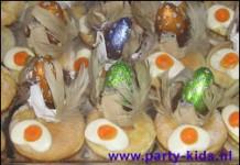 zwaantjes met paasei