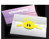 uitnodigingen logo