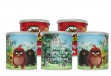 Angry Birds pringles wikkel