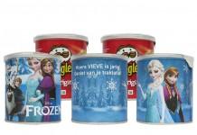 Frozen Pringles wikkel