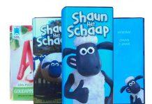Shaun het schaap pakje drinken