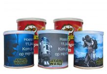 Star Wars Pringles wikkel