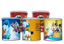 Donald Duck Pringles wikkel