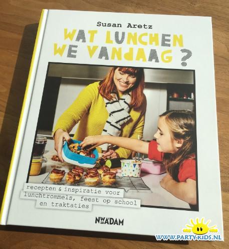 Boek Wat eten we vandaag