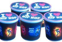 Hip Hop Pringles wikkel